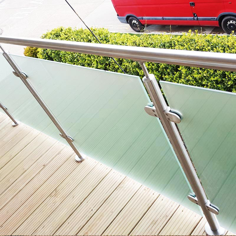 Stainless steel balustrade systems uk